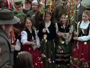 Heidi movie (2005) Emma Bolger, Max von Sydow, Geraldine Chaplin [Video]