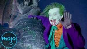 Top 10 Joker Deaths [Video]