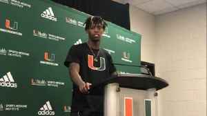 N'Kosi Perry: 'I'm just going to prepare every week as if I am the starter' [Video]