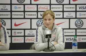 Ellis: 'I feel good, I feel complete' on eve of final match with USWNT [Video]