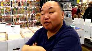 New York Comic Con: Classic Comics In The Spotlight [Video]