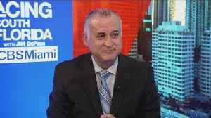 Facing South Florida: One-On-One With Esteban Bovo [Video]