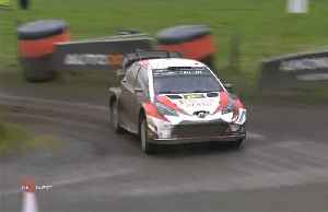 Tanak wins in Wales to extend championship lead [Video]