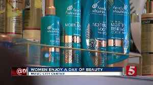 Thousands attend Dollar General's fifth annual 'A Day of Beauty' [Video]