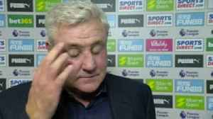 Bruce praises Newcastle response [Video]