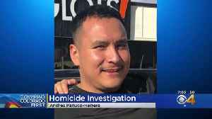 Police Look For Answers In Death Of Andres Panuco-Herrera [Video]