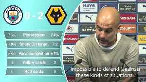 Premier League round-up: Man City suffer shock loss to Wolves at home [Video]