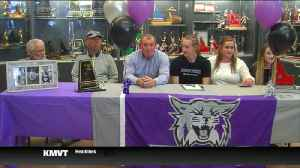 Local athletes sign with Weber State [Video]