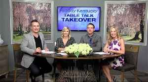 Table Talk -Table Talk Takeover 4-13-18 [Video]