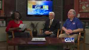 Sunrise Guests 4/17/18 -The Singing Churchmen [Video]