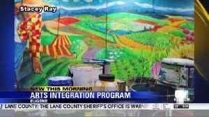 Arts integration program combines creativity with core curriculum in schools [Video]
