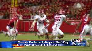 Minkah, Rashaan talk NFL Draft [Video]