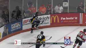 Walleye top Komets thanks to late goals [Video]