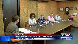 Decatur City Schools Discussing Charging Tuition for Out-Of-District Students [Video]