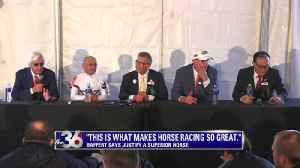 'This is what makes horse racing so great.' [Video]