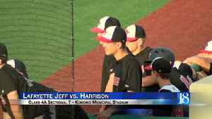 Check out the results and highlights from high school baseball sectionals. [Video]