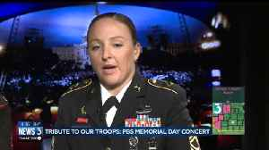 Tribute to our troops: A Memorial Day preview [Video]