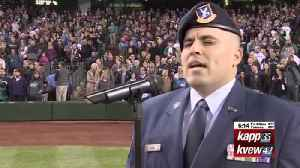 Yakima Servicemember to sing at NBA Finals [Video]