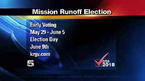 Election Day for Mission Runoff Races on Saturday [Video]