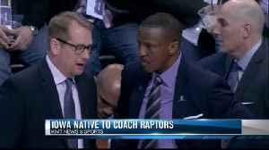 Nick Nurse to coach Raptors [Video]