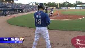 Biloxi Shuckers vs. Mississippi Braves (game one) [Video]