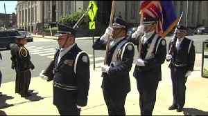 VIDEO: Allentown holds ceremony to honor Flag Day [Video]