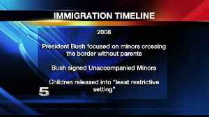 Immigration Issues Seen Throughout the Years [Video]