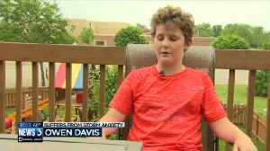 Calming the storm inside: How a child recovered emotionally after a tornado destroyed his home [Video]