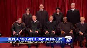 Replacing Anthony Kennedy [Video]