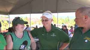 Despite cancellation, Special Olympics program hosts own event [Video]