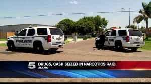 Investigation Underway in Alamo Following Raid [Video]