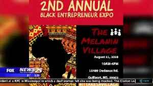 Black Entrepreneur Expo [Video]