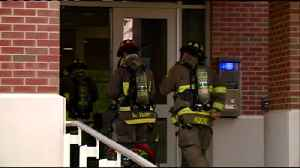 News video: Sprinkler system at UW-La Crosse stops fire at Eagle Hall: minor water damage