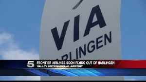 Non-Stop Flights to Denver, Chicago to be Added at Harlingen Airport [Video]