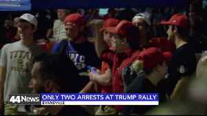 Fight After Trump Rally Results in Two Arrests [Video]
