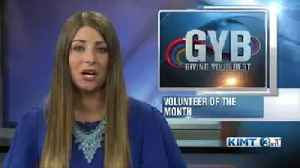 September Volunteer of the Month [Video]