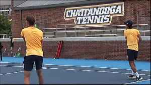 Mocs New Tennis Courts [Video]