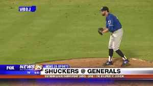 Southern League Championship Series: Shuckers at Generals [Video]