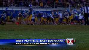 Lathrop, East Buchanan remain perfect in KCI play [Video]