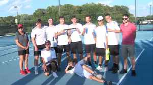 THS tennis regional champs [Video]
