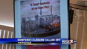 Monterey Plant Withdrawn [Video]