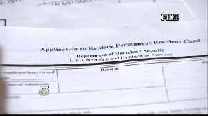 Change in Immigration Process Affects Those Applying for Green Cards [Video]