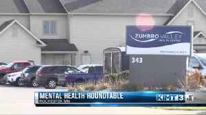 Mental health roundtable held at Zumbo Valley Health Center [Video]