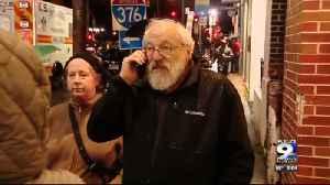 Retired Eugene rabbi barely misses synagogue shooting [Video]
