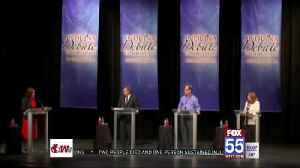 Senate candidates square off one last time [Video]