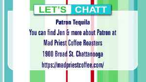 Jen Gregory of The Mad Priest Coffee Shop shows us how to make the Ultimate Halloween Margarita [Video]