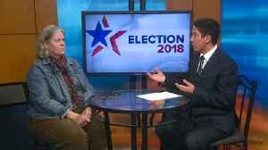 News 8 Election Coverage - County Board Chair Tara Johnson [Video]