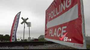 Election Day: Tracking Results from Local, Statewide Races [Video]