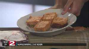 NewsTalk: Sweet Potato Bars [Video]