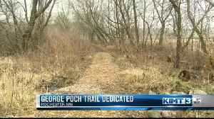 Trail dedicated in Rochester [Video]